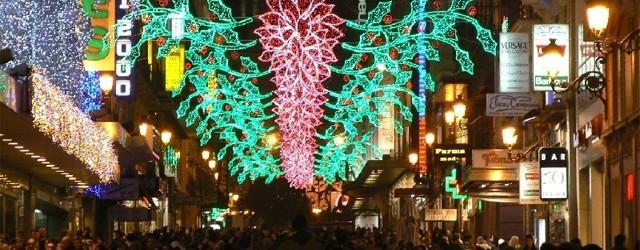 Новогодние праздники в Испании!