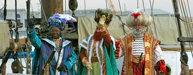 Праздник трех Королей (Día de los Reyes Magos)