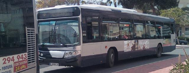 Зимнее расписание гор. автобусов в Торревьехе