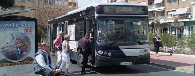 Маршруты городских автобусов в Торревьехе