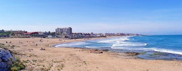 Пляж Ла Мата в Торревьехе (La Playa De La Mata)